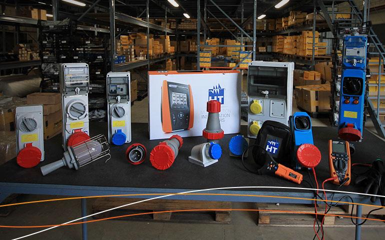 Suprimentos para elétrica industrial – Amperi Soluções Industriais