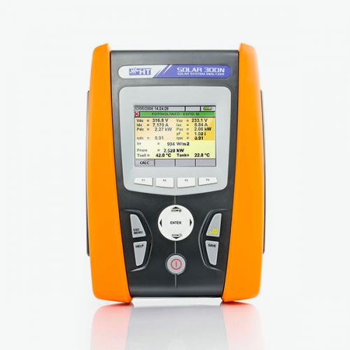 Analisador de energia 300N HT Instruments