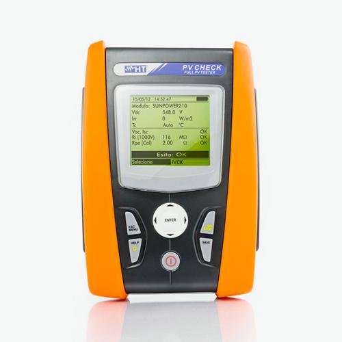 Multímetro Digital Multi Verificador HT Instruments