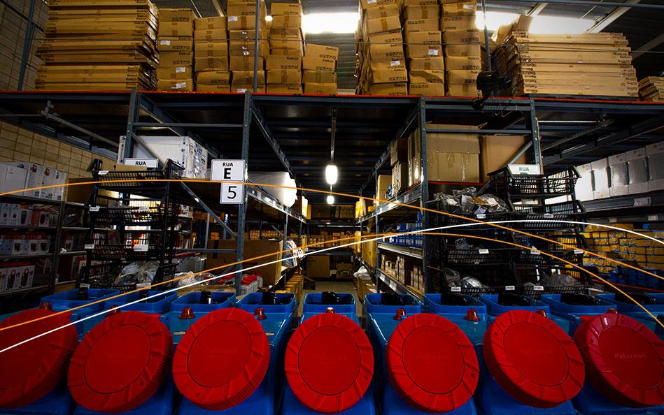 Indústria sustentável com produtos Amperi - Soluções Industriais