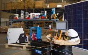 Suprimentos elétricos industriais