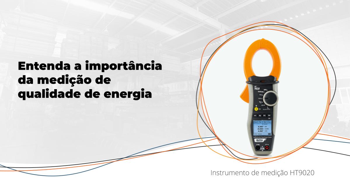 Qualidade de energia HT9020